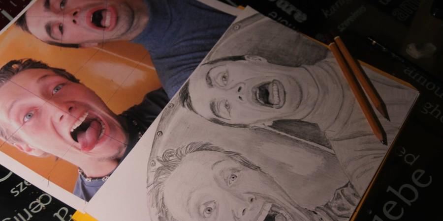 Dvojportrét