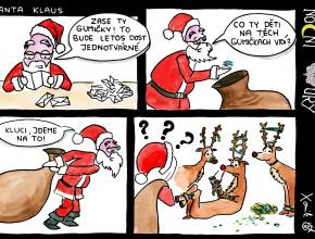 NM - Santa klaus