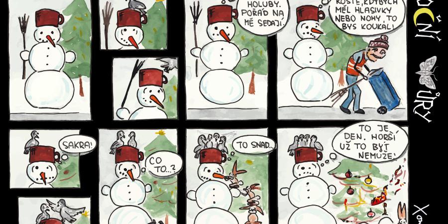 NM-sněhulák