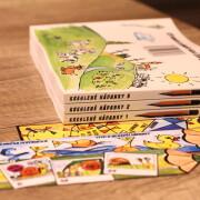 Sada všech 3 knih kreslených hádanek
